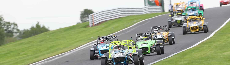 Caterham 420 Rennen