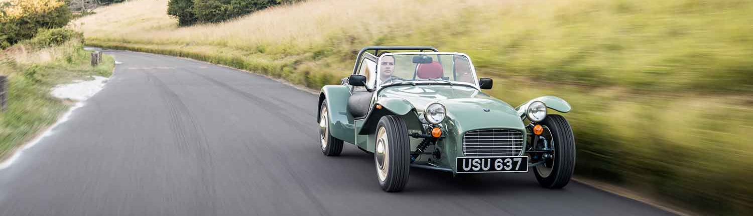 Caterham Restauration